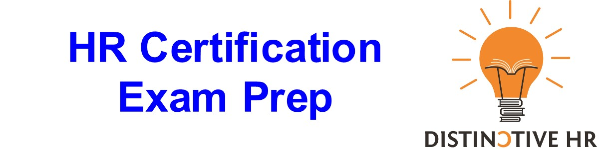 HR Certification Prep Products